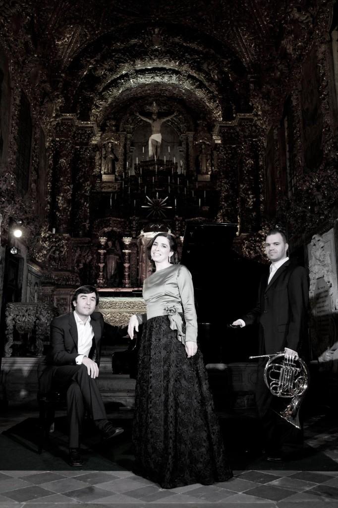 Trio - Soprano, Trompa e Piano