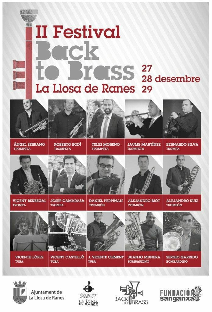 II Festival Back to Brass 2017